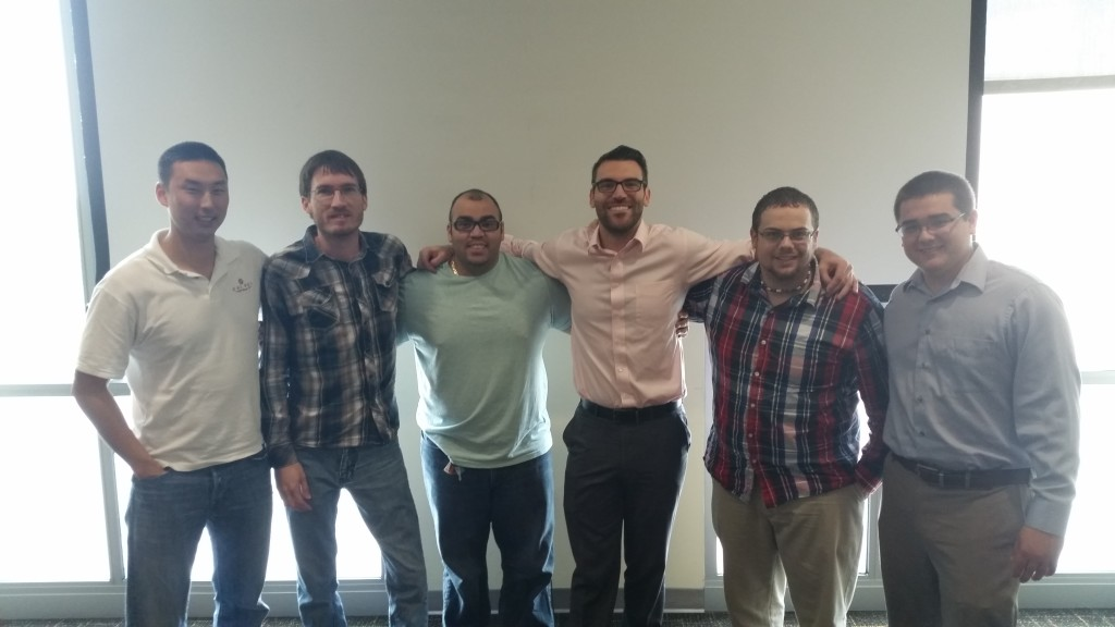 Chi Phi - 2015 New Officers