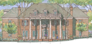 Chi-Phi-UGA-New-House-Elevation-color
