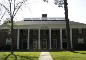 Tau Chapter of Chi Phi