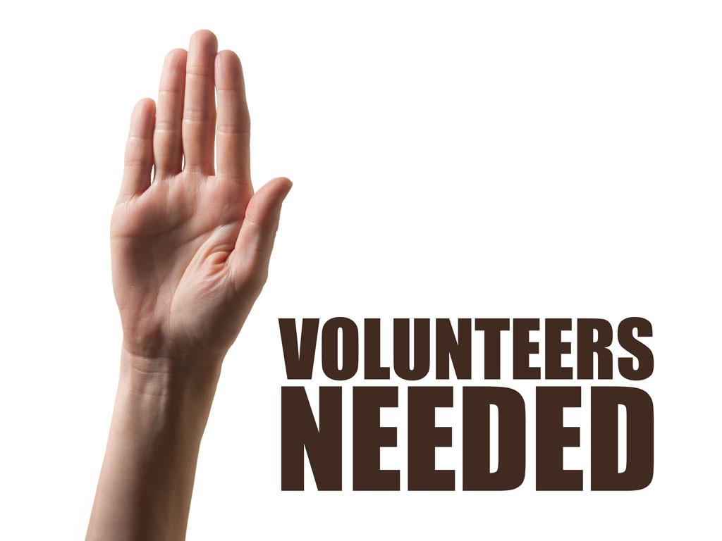 volunteerneeded